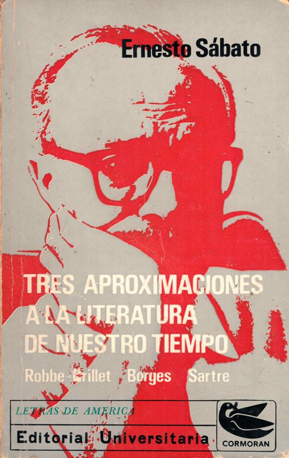Ernesto Sábato Editorial Universitaria Libros Cormorán