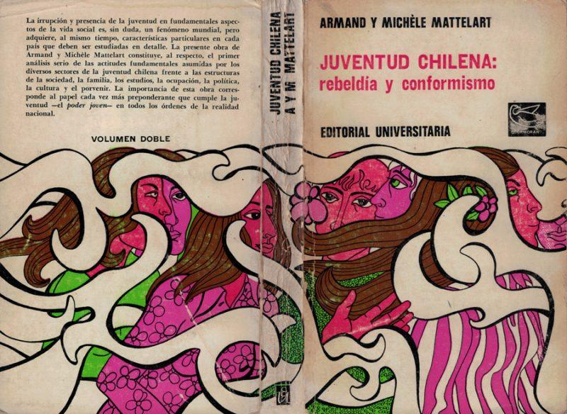 Mattelart Juventud Chilena Editorial Universitaria