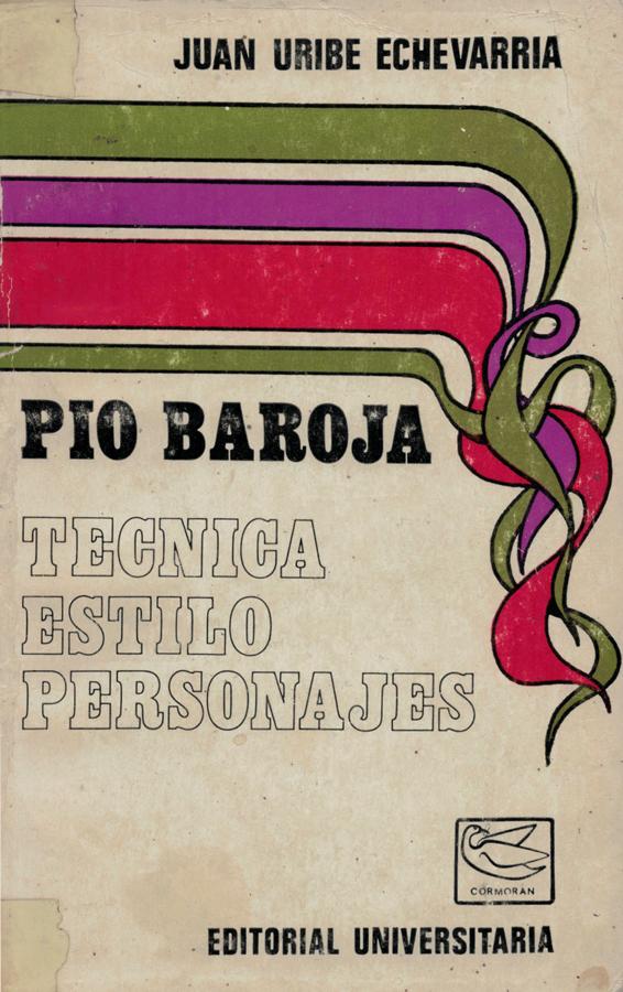 Pío Baroja Universitria Cormorán